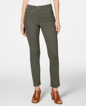 Style&Co. Style & Co Petite Tummy-Control Skinny Jeans, Created for Macy's