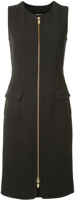 Paule Ka Zipped Dress