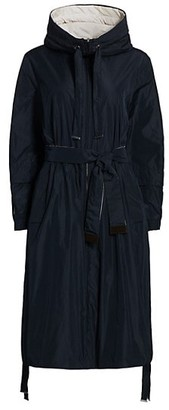 Max Mara Light Reversible Longline Coat