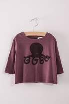 Bobo Choses Octopus Baby Top