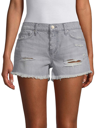 Joe's Jeans Gabrielle Distressed Denim Short