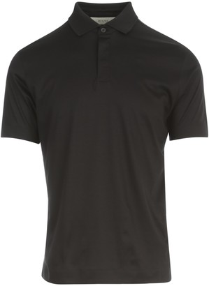 Ermenegildo Zegna Cotton Interlock Polo