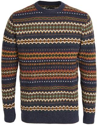 Barbour Case Fair Isle Crew Sweater