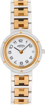 Hermes Heritage  2000S Women's Clipper Watch