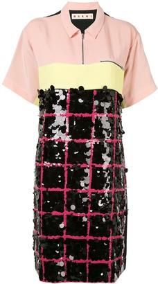 Marni Contrast Dress