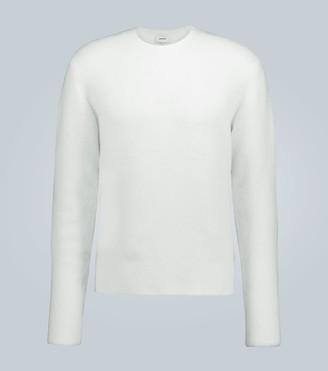 Nanushka Relaxed-fit brushed sweater