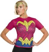 Rubie's Costume Co Costume 810909_L Women's Batman V Superman Dawn of Justice Wonder Woman Costume Top