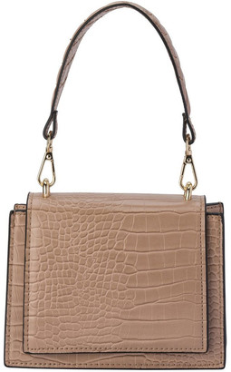 Olga Berg OB9288 Molli Flap Over Crossbody Bag