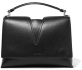 Jil Sander View Hangle Cutout Leather Tote