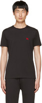 Burberry Black Tunworth T-Shirt