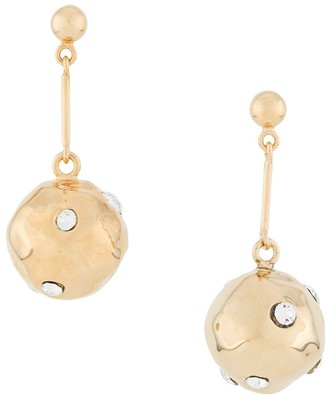 Colville Drop Ball Earrings