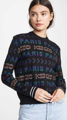 Kenzo All Over Paris Sweater