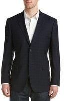 Zanetti Messina Wool Jacket.