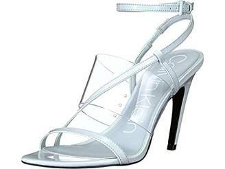Calvin Klein Women's Giorgio Heeled Sandal