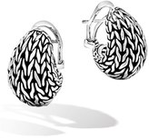 John Hardy Women's Classic Chain Buddha Belly Earrings