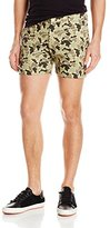 Parke & Ronen Men's Print Holler Short