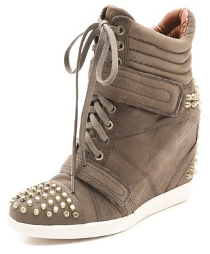 Boutique 9 Nevanly Low Wedge Sneakers