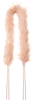Prada Marabou-feather bag strap