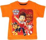 Nickelodeon Paw Patrol Toddler Boys Short Sleeve Tee