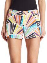Trina Turk Corbin 2 Printed Shorts