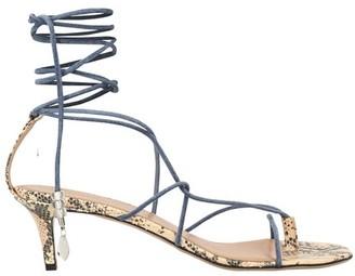 Isabel Marant Anira Heeled Sandals