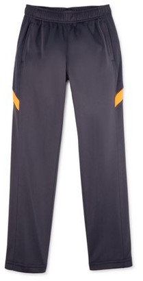 Athletic Works Boys Tricot Track Pants, Sizes 4-18 & Husky