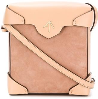MANU Atelier Mini Pristine cross-body bag