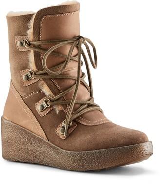 Cougar Dylan Waterproof Wedge Boot