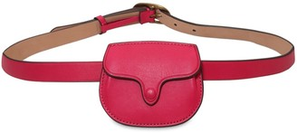 Polo Ralph Lauren Leather Belt Bag