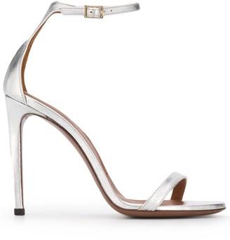 L'Autre Chose Buckled Stiletto Sandals