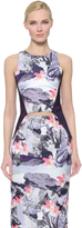 Prabal Gurung Racer Back Blouse