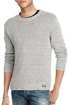 Ralph Lauren Denim & Supply Crew Neck Long Sleeve Sweatshirt, Grey