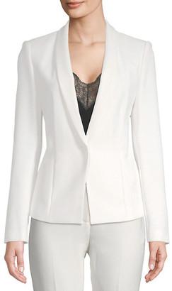 Donna Karan Classic Long-Sleeve Jacket