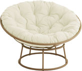 Pier 1 Imports Outdoor Light Brown Papasan Chair Frame