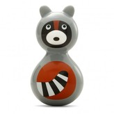 Kid o Racoon Roly Poly Toy