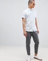 Selected Short Sleeve Linen Shirt