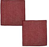 John Lewis Croft Collection Linen Napkin, Set of 2