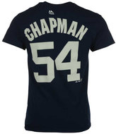 Majestic Men's Aroldis Chapman New York Yankees Player T-Shirt