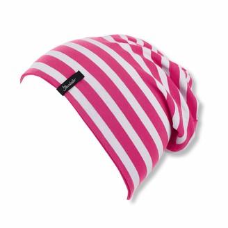 Sterntaler Girl's Slouch Beanie Hat Reversible