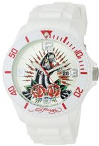 Ed Hardy Women's MH-PR Matterhorn Panther Rose Watch