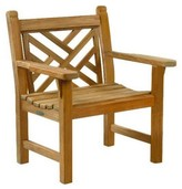 The Well Appointed House Kingsley Bate Chippendale Armchair