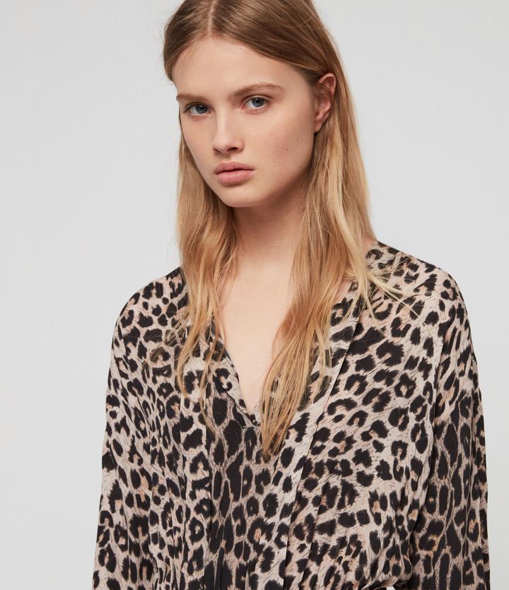 AllSaints Kristen Leppo Dress