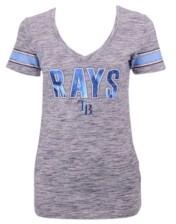 New Era Women's Tampa Bay Rays Space Dye T-Shirt