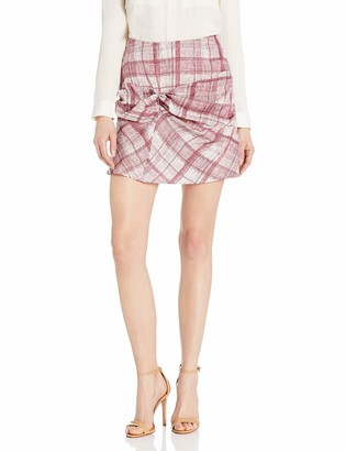 The Fifth Label Women's Climate Check Mini Skirt
