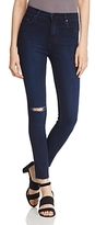 Nobody Cult Skinny Ankle Jeans in Tempt