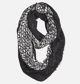 Avenue Mixed Basketweave Eternity Scarf