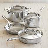 Williams-Sonoma Williams Sonoma Signature Thermo-CladTM; Stainless-Steel 7-Piece Cookware Set