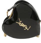Saint Laurent Patent Love Shoulder Bag