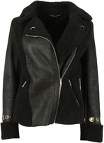 Blumarine Zipped Biker Jacket