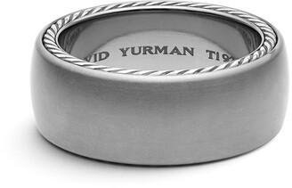 David Yurman Streamline Wide Band Ring